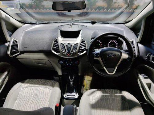 2017 Ford Ecosport 1.5 Petrol Titanium Plus AT in Bangalore
