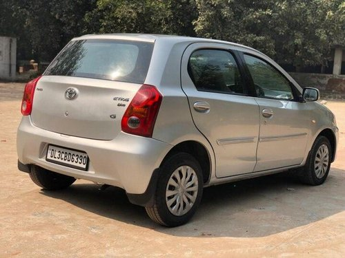 Used Toyota Etios Liva G 2012 MT for sale in New Delhi