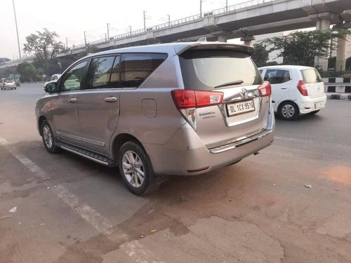 Used 2018 Toyota Innova Crysta AT for sale in New Delhi