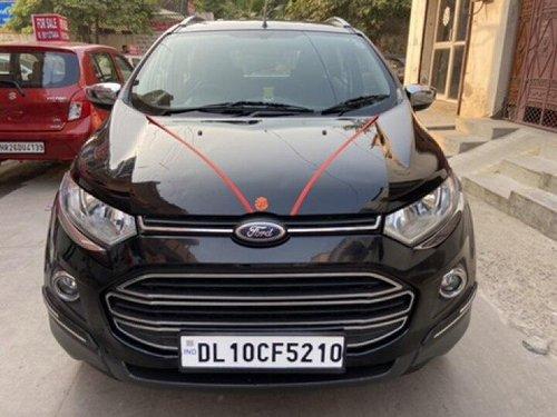 Used Ford EcoSport 1.5 Diesel Titanium 2014 MT in Gurgaon
