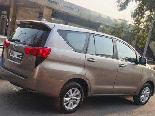 Used Toyota Innova Crysta 2019 MT for sale in New Delhi