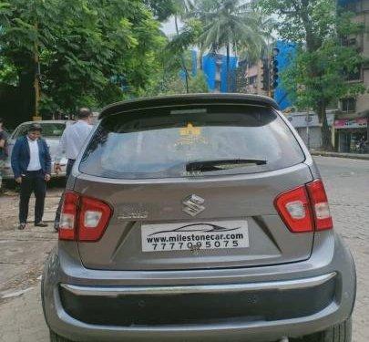 Used 2019 Maruti Suzuki Ignis MT for sale in Mumbai