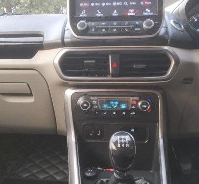 Used Ford EcoSport 1.0 Ecoboost Titanium 2019 MT in New Delhi