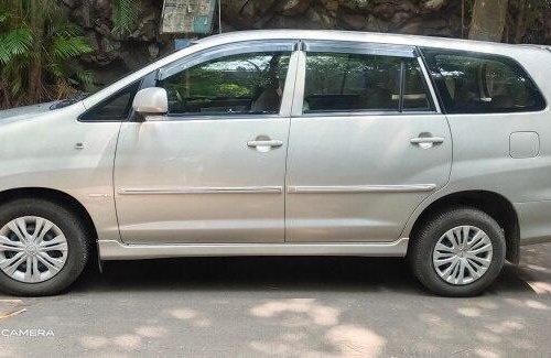 Used Toyota Innova 2.5 GX 7 STR BSIV 2012 MT for sale in Pune