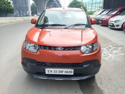 Used 2017 Mahindra KUV100 NXT MT for sale in Chennai