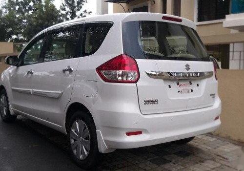 Used Maruti Suzuki Ertiga SHVS VDI 2016 MT for sale in Nashik