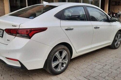 Used 2019 Hyundai Verna MT for sale in Nagpur