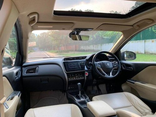 Used Honda City ZX CVT 2017 AT for sale in New Delhi