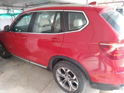 Used BMW X3 xDrive20d 2015 AT for sale in Mumbai