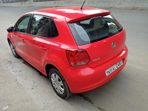 Used Volkswagen Polo 2010 MT for sale in Chennai