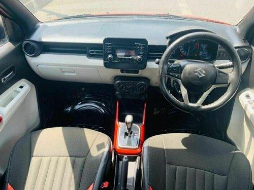 Used Maruti Suzuki Ignis 2017 AT for sale in New Delhi