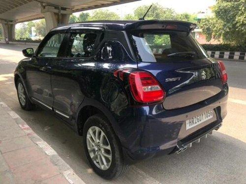 Used Maruti Suzuki Swift ZXI Plus 2019 MT for sale in New Delhi