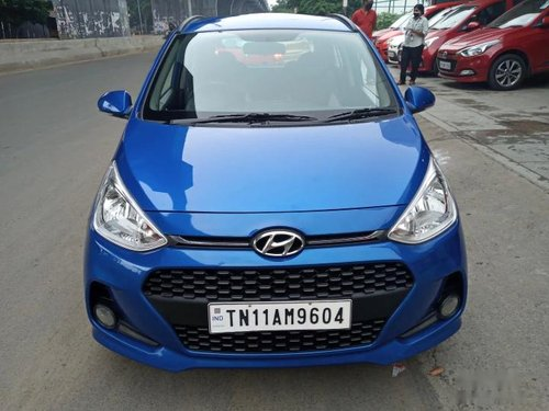 Used Hyundai Grand i10 2019 MT for sale in Chennai