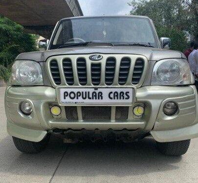 Mahindra Scorpio 2.6 CRDe 2007 MT for sale in Mumbai