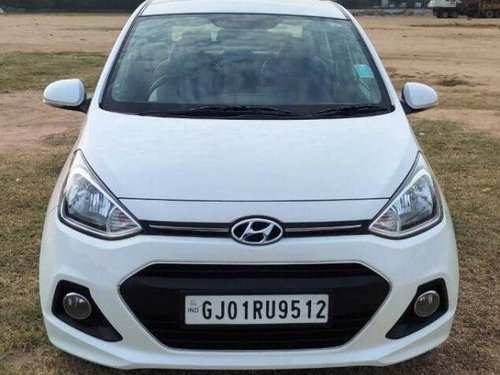 Used Hyundai Xcent 1.2 Kappa S 2016 MT for sale in Ahmedabad