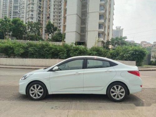 Used Hyundai Verna 1.6 CRDi SX 2012 MT for sale in Thane