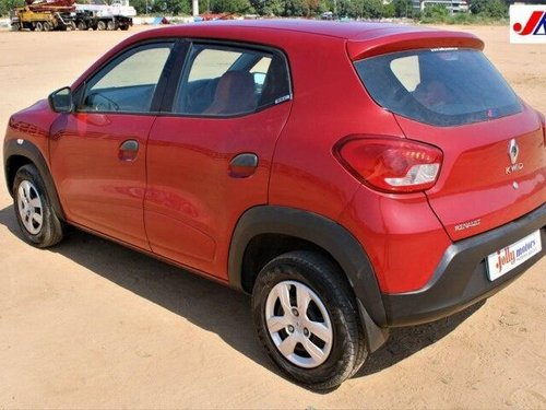 Used Renault KWID RXL 2018 MT for sale in Ahmedabad