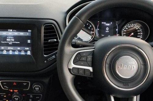 Jeep Compass 2.0 Longitude Option 2017 MT for sale in New Delhi
