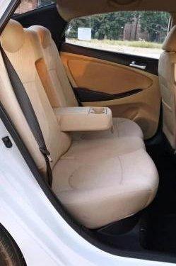 Used 2015 Hyundai Verna MT for sale in Ahmedabad