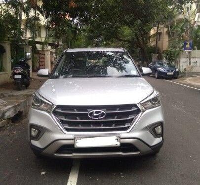 Used Hyundai Creta SX 2018 MT for sale in Chennai