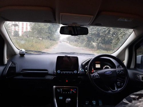 Ford Ecosport 1.5 Diesel Titanium 2018 MT for sale in New Delhi