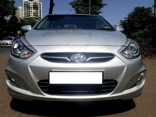 Used Hyundai Verna 1.6 SX VTVT (O) 2012 AT for sale in Mumbai -8