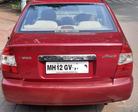 Used 2011 Hyundai Accent MT for sale in Pune
