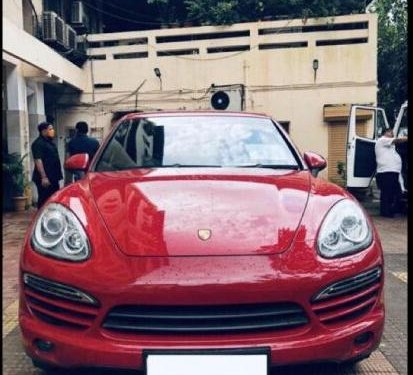 Used Porsche Cayenne 2014 AT for sale in Mumbai
