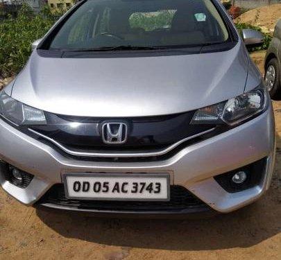Used 2017 Honda Jazz MT for sale in Bhubaneswar