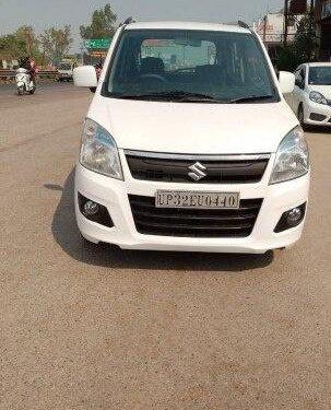 Used Maruti Suzuki Wagon R AMT VXI 2013 AT for sale in Lucknow