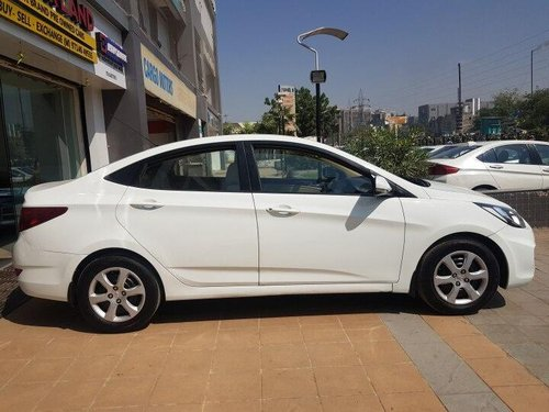 Used Hyundai Verna 1.6 CRDi EX MT 2012 MT for sale in Ahmedabad