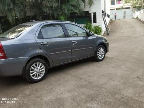 Used 2015 Toyota Platinum Etios MT for sale in Pune -9