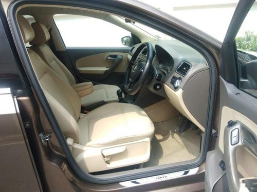 Used Volkswagen Vento 2015 MT for sale in Bangalore