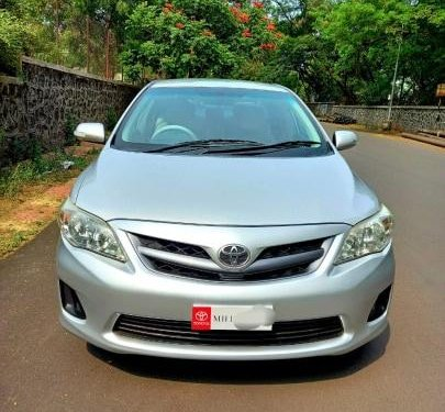 Used Toyota Corolla Altis 1.4 DG 2011 MT for sale in Nashik