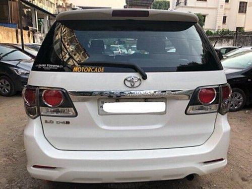 Used Toyota Fortuner 2016 MT for sale in Kolkata