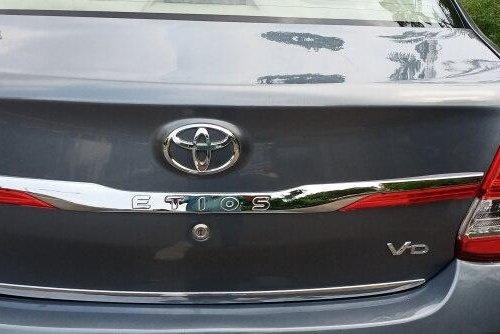 Used Toyota Platinum Etios VD 2017 MT for sale in Ahmedabad