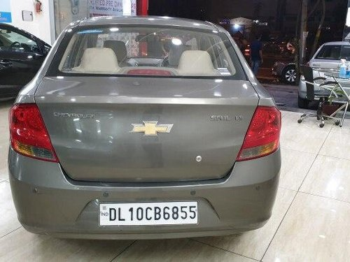 Chevrolet Sail 1.2 LS ABS 2013 MT for sale in New Delhi