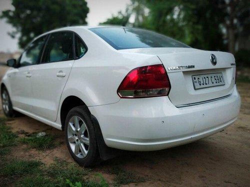 Volkswagen Vento 1.5 TDI Highline 2012 MT for sale in Ahmedabad