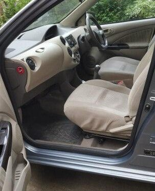 Used 2015 Toyota Platinum Etios MT for sale in Pune -0