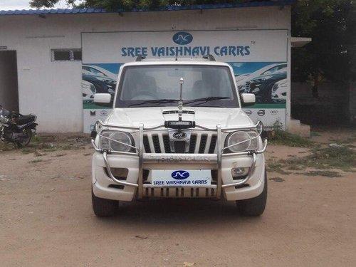 Used Mahindra Scorpio SLE BSIII 2013 MT for sale in Coimbatore