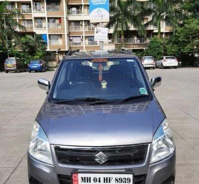 Used Maruti Suzuki Wagon R 2016 MT for sale in Thane
