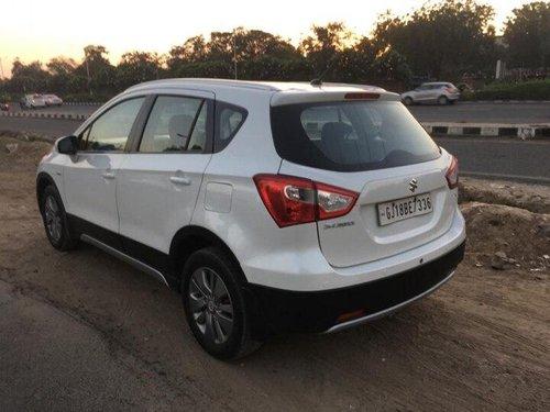 Used 2015 Maruti Suzuki S Cross MT for sale in Ahmedabad