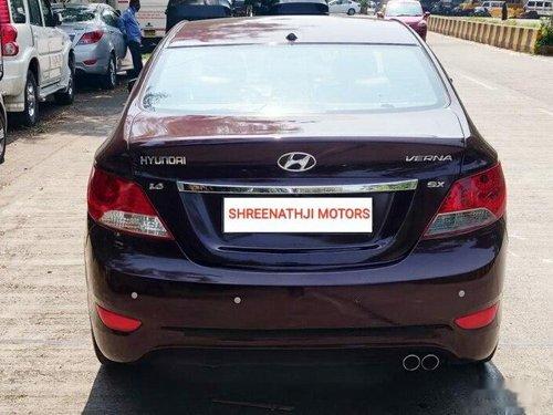 Used Hyundai Verna 1.6 VTVT AT SX 2012 AT for sale in Mumbai