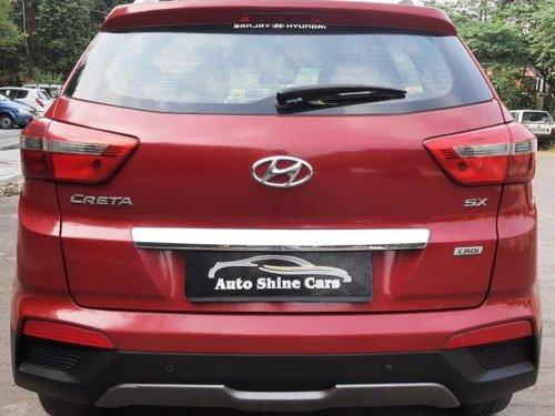 Used 2016 Hyundai Creta 1.6 CRDi SX MT for sale in Pune