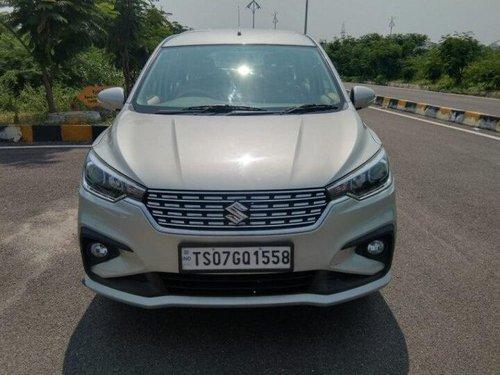 Used Maruti Suzuki Ertiga SHVS ZDI Plus 2019 MT for sale in Hyderabad