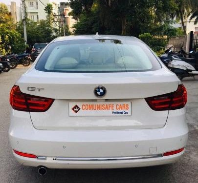 Used BMW 3 Series GT 2015 AT for sale in Bangalore