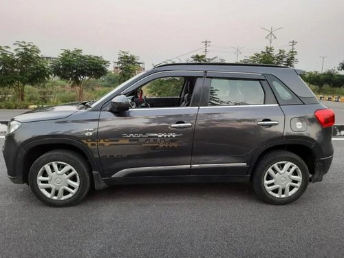 Used 2019 Maruti Suzuki Vitara Brezza MT for sale in Hyderabad