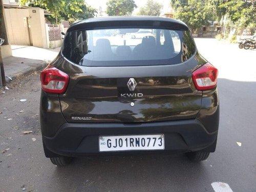 Used 2016 Renault KWID MT for sale in Ahmedabad