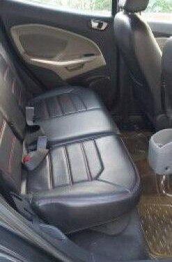 Ford Ecosport 1.5 Diesel Titanium 2014 MT for sale in New Delhi