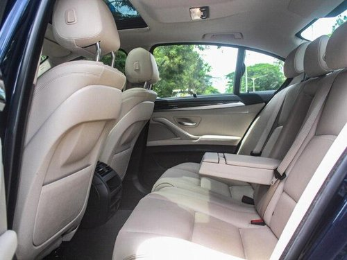 Used BMW 5 Series 520d Luxury Line 2015 AT for sale in Mumbai